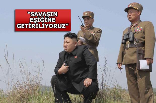 ABD, Kuzey Kore hava sahasında alçak uçuş yaptı