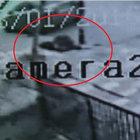 Kar maskeli cinayet güvenlik kamerasında