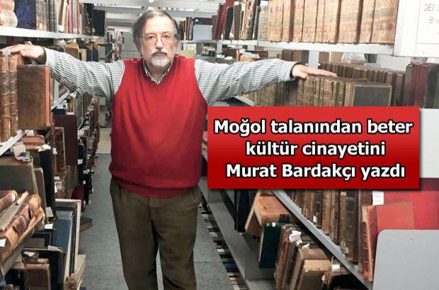 Abdülhamid'in kütüphanesi 28 Şubat'ta çöpe atılmış!