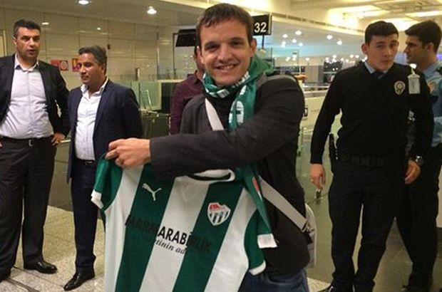 Pablo Martin Batalla Bursaspor
