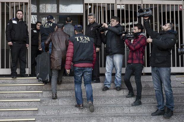 """Ankara merkezli 20 ilde """"dinleme"""" operasyonu: 20 gözaltı"""