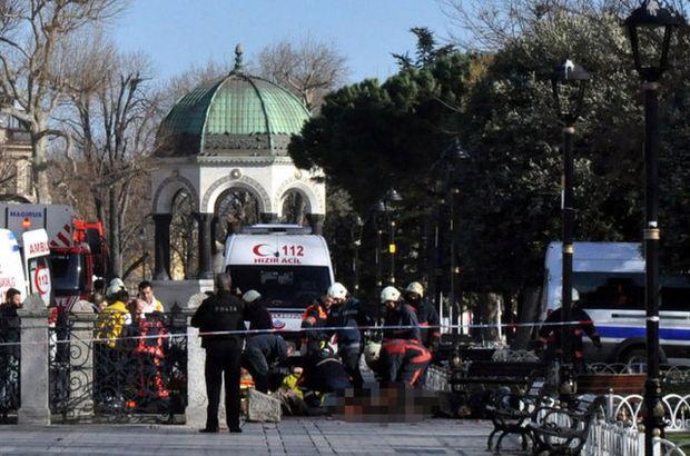 Sultanahmet canlı bombasının kimliği Nabil Fadli olarak belirlendi