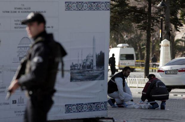Alman görgü tanığı Sultanahmet Meydanı'ndaki patlamayı anlattı