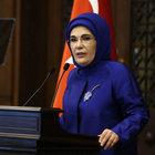 Emine Erdoğan: Madaya sözün bittiği yer