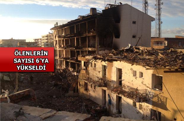 Diyarbakır Çınar'da emniyete ve jandarmaya saldırı: 6 ölü