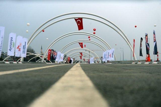 Fatih Portakal, Avrasya Tüneli'ni Beğendi