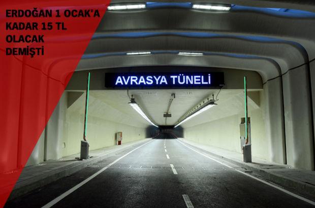 Avrasya Tüneli'nde sona doğru!