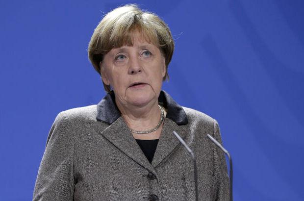 Merkel: Türkiye çok az uluslararası yardım alıyor