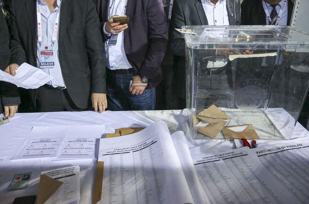 CHP'de liste delindi ağır toplar elendi