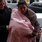 Para cezasını ödeyemeyen kadın, doğumdan sonra tutuklanmak istendi