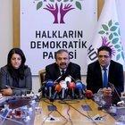 """HDP'nin """"Öcalan"""" başvurusuna ret"""