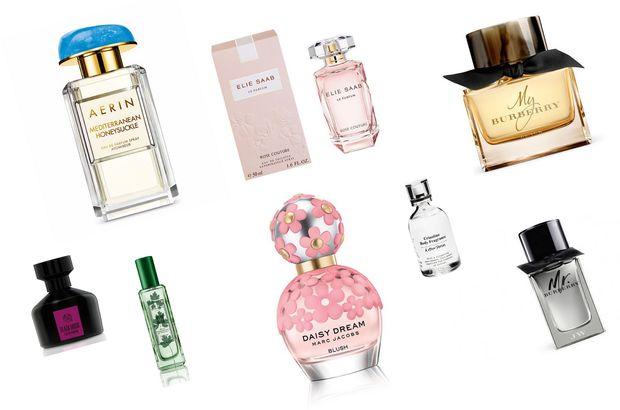 2016 yılının en yeni parfümleri