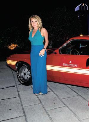 Klasik Otomobil Kulübü'nün 25'inci yıl balosu yapıldı