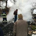 Sinop'ta yangın can aldı