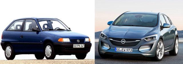 Efsane otomobillerin değişimi