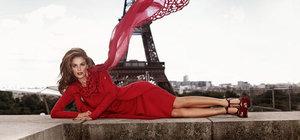 Tülin Şahin Paris yolcusu