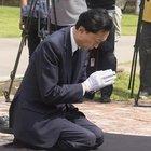 Güney Kore'li kadınlar Abe'den özür bekliyor