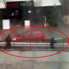 Anadolu Adliyesi'nde kaçan şüpheliye polis ateş açtı