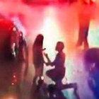 E-5'teki evlilik teklifi sırasında drifte ceza
