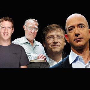 İşte dünyanın en zenginleri