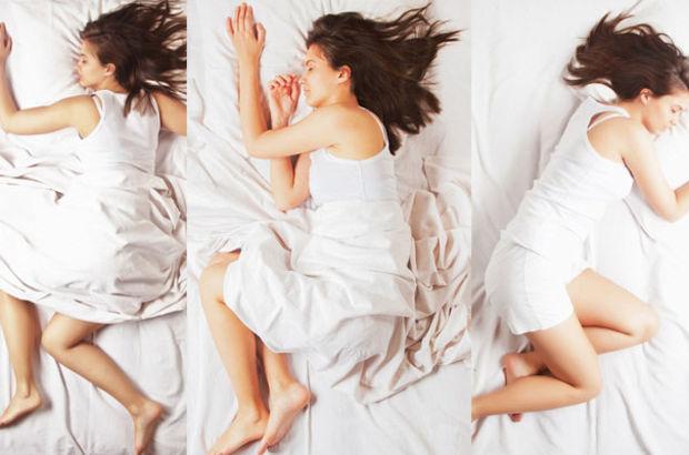 Uyku pozisyonuna göre sağlık analizi