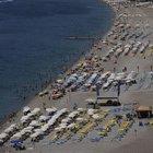 Rus turist sayısı yüzde 47 azaldı