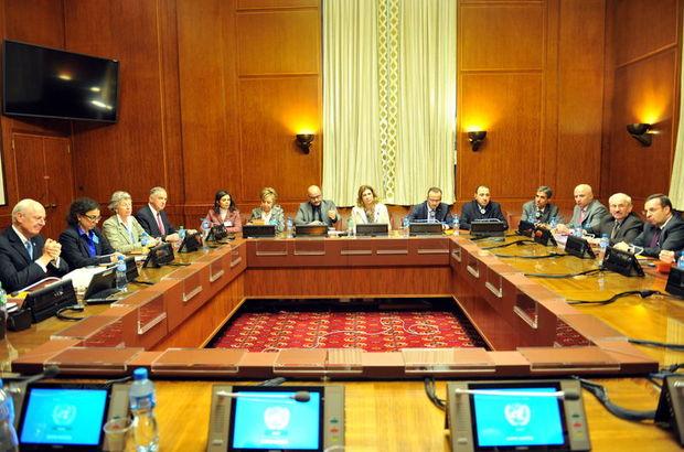 Suriye muhalefeti Cenevre görüşmelerine katılıyor