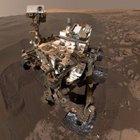 Curiosity Mars selfiesini dünyaya gönderdi