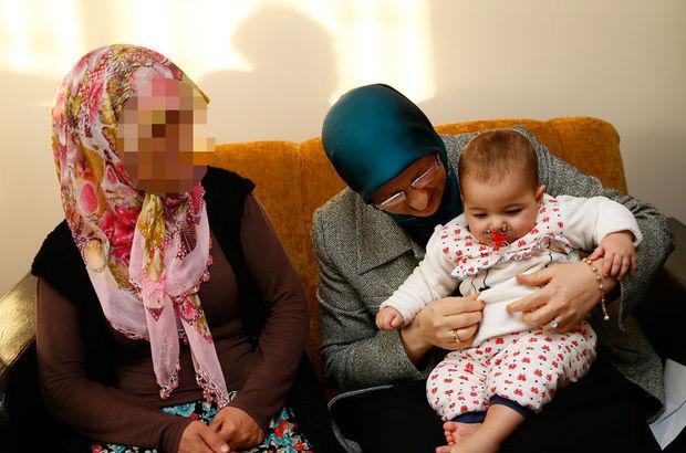 Bakan Ramazanoğlu terör mağduru ailelerle görüştü