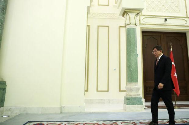 Davutoğlu cuma gününe master planı açıklayacak