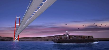 Çanakkale 1915 Köprüsü'ne 5 ülke talip oldu