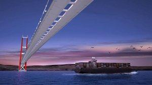 1915 Çanakkale Köprüsü'nün 2023'de açılması bekleniyor