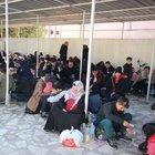 Edremit'te 95 yabancı uyruklu yakalandı