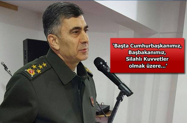 Kara Kuvvetleri Komutanı Orgeneral Çolak'tan 'terörle mücadele' açıklaması