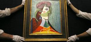 Picasso, Sotheby's müzayedesine damgasını vurdu