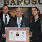 Mehmet Genç 85 yaşında avukat oldu