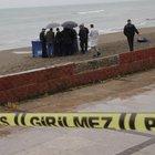 Çanakkale'de sahile bir erkek cesedi vurdu