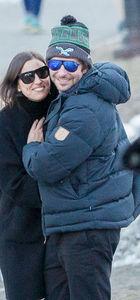 Irina Shayk ve Bradley Cooper'dan mutluluk pozları