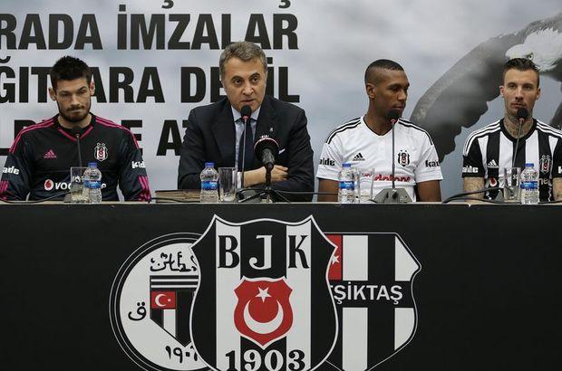 Beşiktaş Fikret Orman