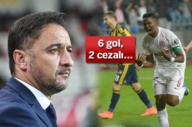 Antalyaspor - Fenerbahçe canlı izle
