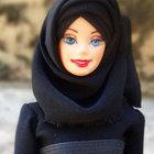 Bu da muhafazakar Barbie!