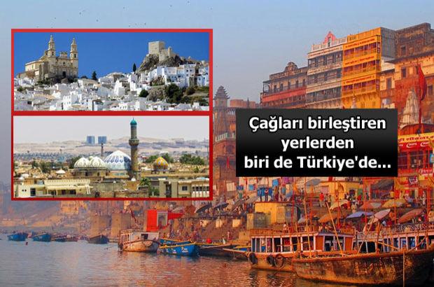 Dünyanın en eski 20 şehri!