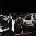 Ankara'da sabaha karşı feci kaza