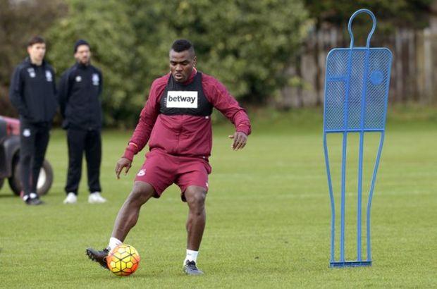 Emmanuel Emenike West Ham United
