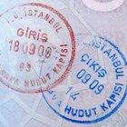 Sınırda kaşe vize uygulamasına son verildi