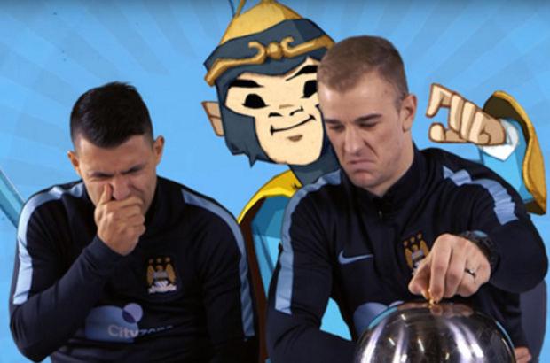 Manchester City Çin yemeği