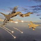 Kuzey Irak'a art arda hava operasyonları