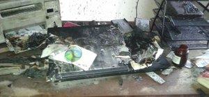 Teröristler, Aile Sağlığı Merkezine saldırdı