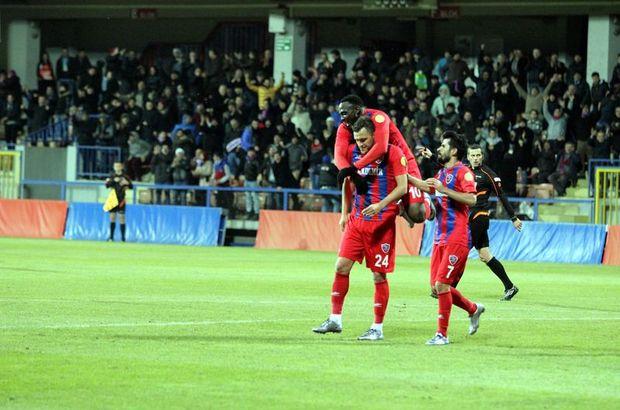 Kardemir Karabükspor: 3 - Balıkesirspor: 0