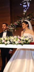 Gürsel Tekin oğlunu evlendirdi
